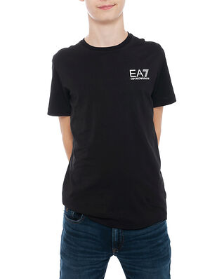 EA7 Junior T-Shirt Black BJ02Z-6HBT51