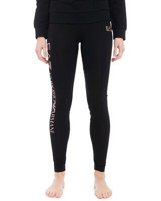 EA7 Pantaloni Leggins Black