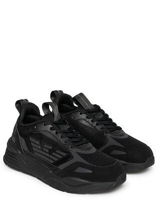 EA7 Sneaker Mesh+Micro N Triple Black