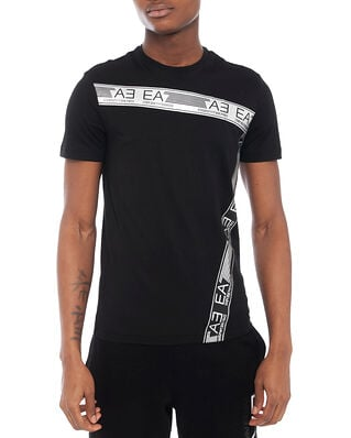 EA7 T-Shirt Black PJ02Z-6HPT10
