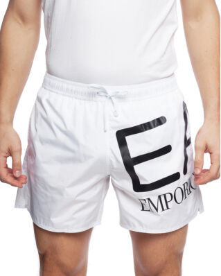 EA7 902000 8P739 Mens Woven Boxer White