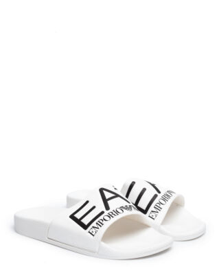 EA7 905012 8P215 Man'S Slipper White