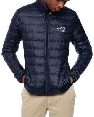 EA7 Train core ID M Down light jacket night blue 8NPB01 PN29Z
