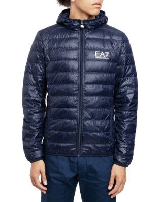 EA7 Down Jacket 8NPB02 PN29Z Night Blue