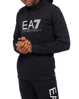 EA7 Felpa Pj07Z-6Gpm17 Black