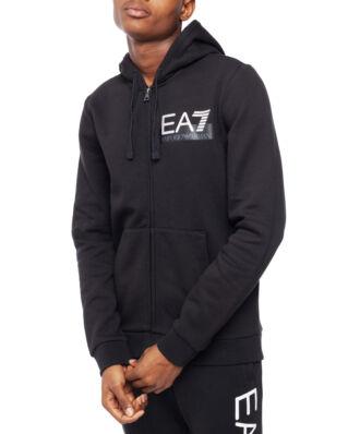 EA7 Felpa Pj07Z-6Gpm18 Black