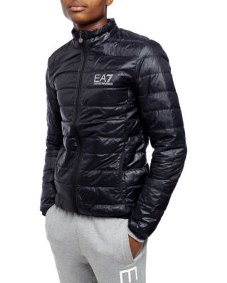 EA7 Train core ID M Down light jacket black PN29Z-8NPB01