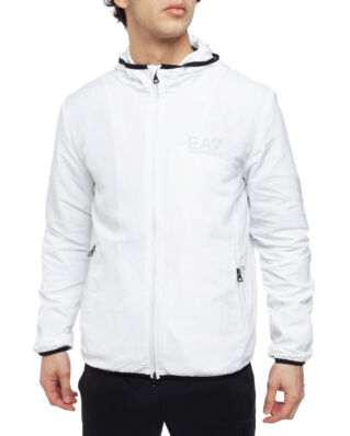 EA7 Train core ID M Jacket PL white PNN7Z-8NPB04