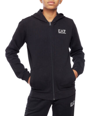 EA7 Junior Felpa BJ07Z-6GBM52 Black