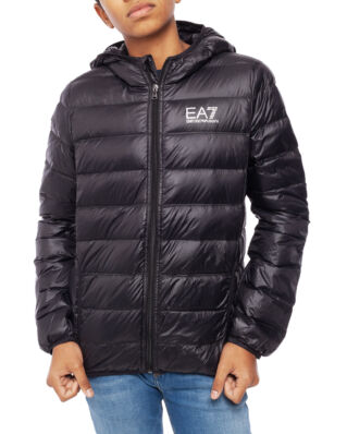 EA7 Junior Giacca Piumino Bn29Z-8Nbb34 Black