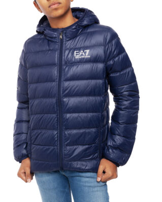 EA7 Junior Giacca Piumino BN29Z-8NBB34 Navy Blue
