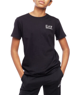 EA7 Junior T-Shirt Bj02Z-6Gbt51 Black