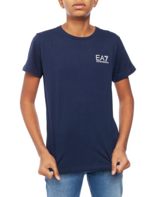 EA7 Junior T-Shirt Bj02Z-6Gbt51 Navy Blue