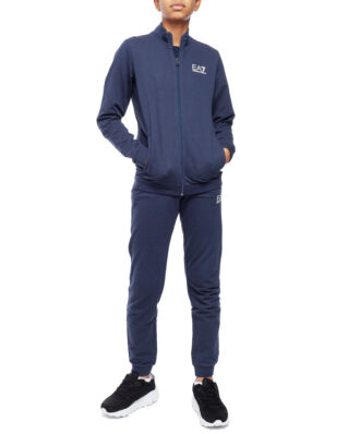 EA7 Junior Tuta Sportiva BJ05Z-6GBV51 Navy Blue