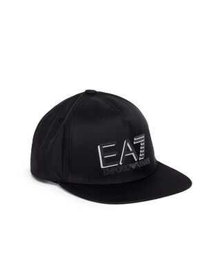 EA7 Train visibility m cap black 0P837-275916