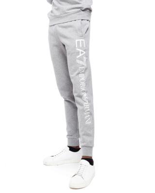 EA7 Pantaloni Pj07Z-8Nppb5 Grey Med.Mel