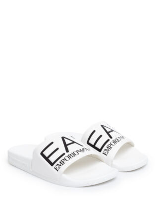 EA7 Sea world visibility u slipper white XCP001-XCC22