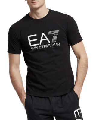 EA7 T-Shirt 3GPT01-PJ03Z Black