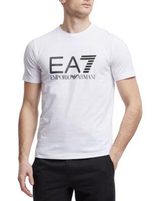 EA7 T-Shirt 3GPT01-PJ03Z White