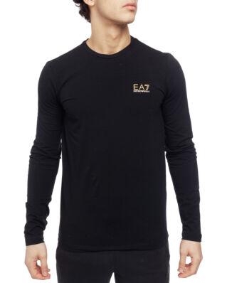 EA7 T-Shirt Ls 3GPT55-PJM5Z Black
