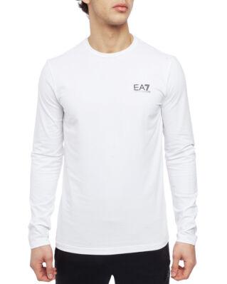 EA7 T-Shirt Ls 3GPT55-PJM5Z White