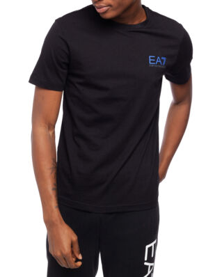 EA7 T-Shirt Pj02Z-6Gpt15 Black