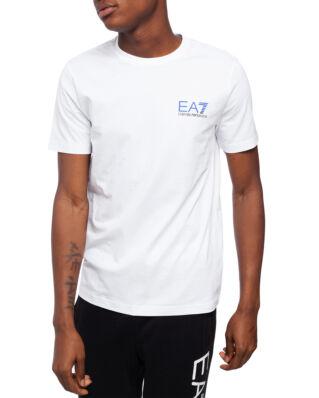 EA7 T-Shirt PJ02Z-6GPT15 White