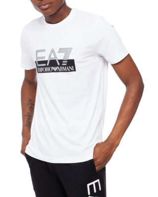 EA7 T-Shirt Pjm9Z-6Gpt81 White