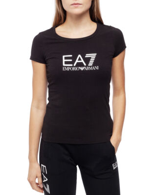 EA7 T-Shirt TJ12Z-8NTT63 Black