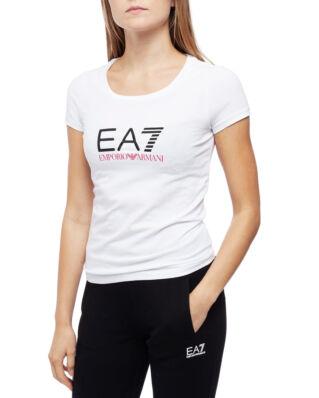 EA7 T-Shirt TJ12Z-8NTT63 White