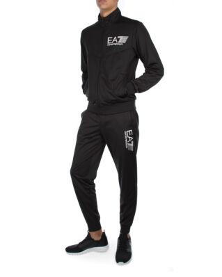 EA7 Tracksuit Black