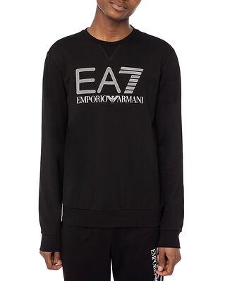 EA7 Jersey Sweatshirt Black