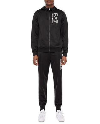 EA7 Jersey Tracksuit Black