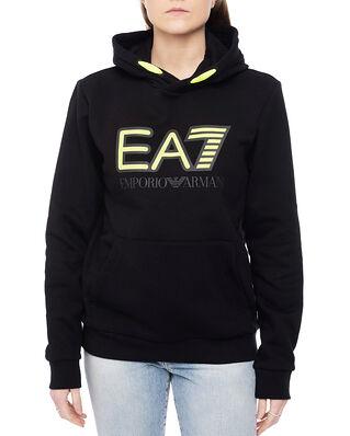 EA7 Felpa Sweatshirt PJ07Z-6HPM17 Black