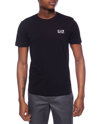 EA7 Train Core Id M Tee Pima Co Black
