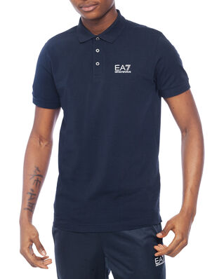 EA7 Train Core ID Polo Night Blue