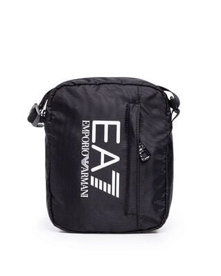 EA7 Train prime u pouch bag small C black CC733-275665