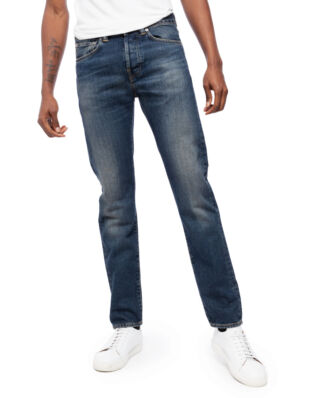 Edwin Ed-80 Nyoko Wash Blue