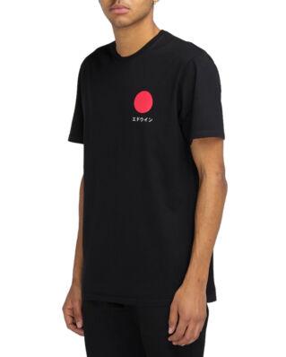 Edwin Japanese Sun Ts Black