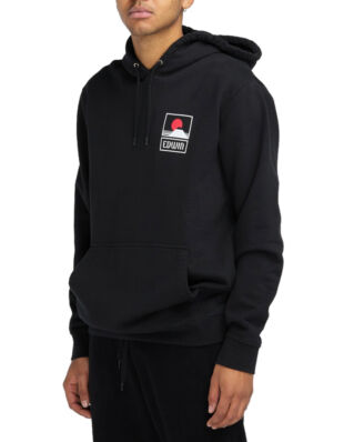 Edwin Sunset On Mt Fuji Hoodie Sweat Black