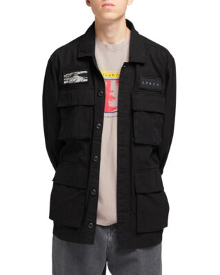 Edwin Survival Jacket Black