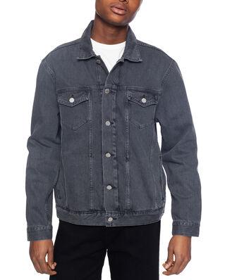 Edwin Trucker Jacket Black