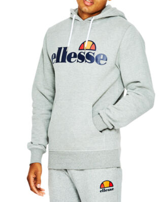 Ellesse Gottero Oh Hoody Athletic Grey Marl