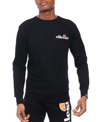 Ellesse El Fierro Sweatshirt Black