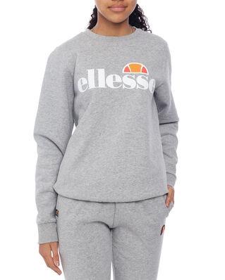 Ellesse Junior El Suprios Sweatshirt Jnr Grey Marl