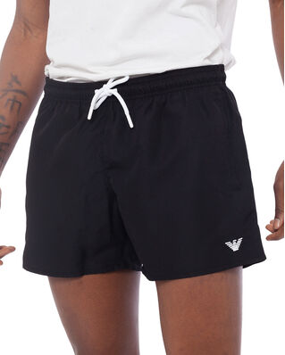Emporio Armani Essential Shorts Black
