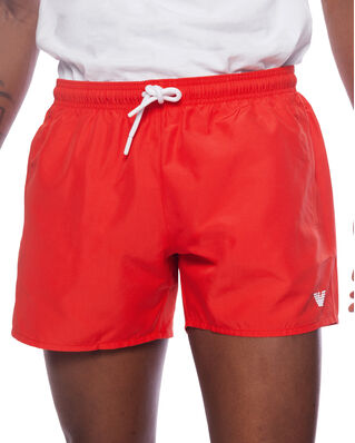 Emporio Armani Essential Shorts Red