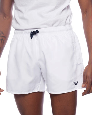 Emporio Armani Essential Shorts White