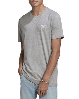 Adidas Essential Trefoil Tee Grey