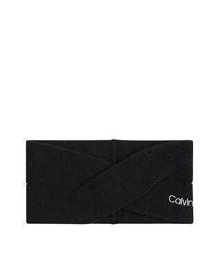 Calvin Klein  Essential Knit Headband Black